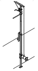 Пример установки ABS 2.3kH