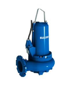 Погружной канализационный насос XFP 100E-CB1.4-PE60/4